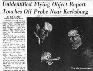 Kecksburg ufo incident - Real truth discovered by www.trendingshare.com