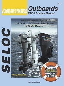 Johnson Evinrude Outboard 1990 2001 Inline Engines Service Repair Manuals Repair Manuals Engineering Automotive Engineering