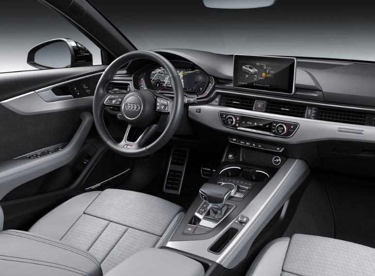 Interior 2020 Audi A4 Audi A4 New Trucks Audi
