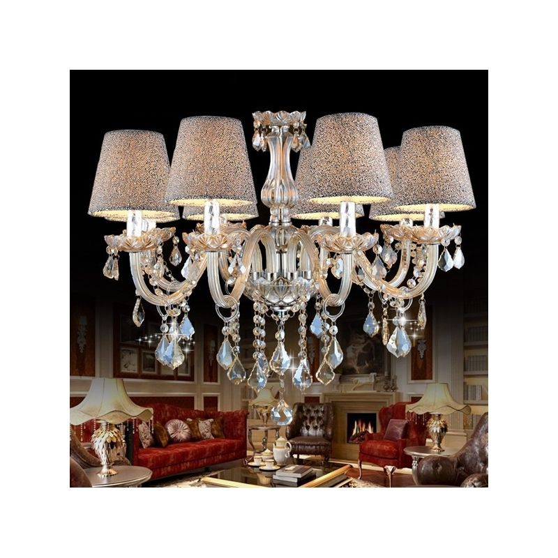 K9 transparent crystal chandeliershade included chandelier shades buy k9 transparent crystal chandeliershade included with lowest price and top service mozeypictures Gallery