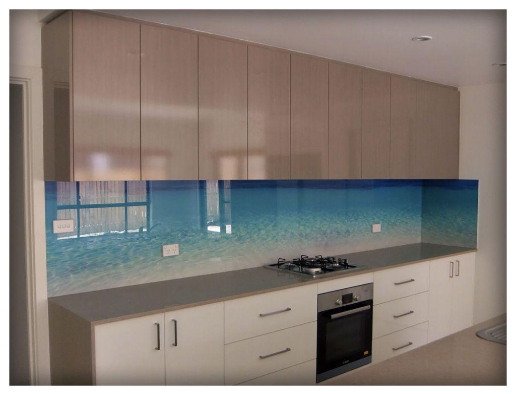 Image result for ocean splashback | H O U S E - Kitchen ...
