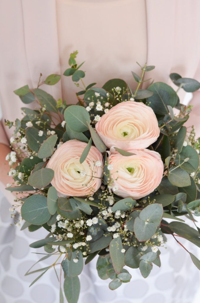 Eukalyptus Hochzeit Teil 1 Brautstrauß Selber Binden