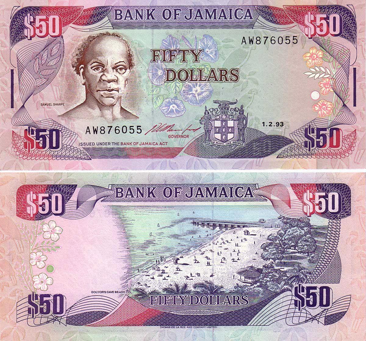 Jamaica Money