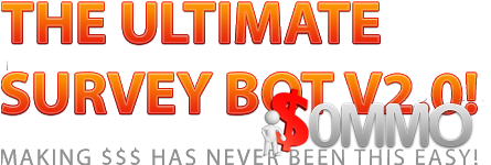 Ultimate Survey Bot 2 3 0 Premium | Stuff to buy | Online marketing