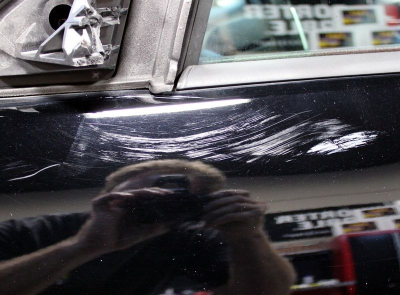 how to remove paint transfer off your car s paint auto geek online
