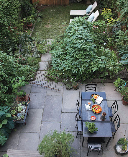Flagstone Patio Is It Less Expensive To Use These Rectangular