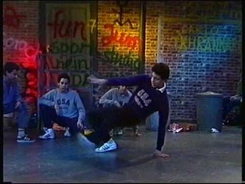 1984 Dynamic Rockers Breakdance Let the Music Play Break