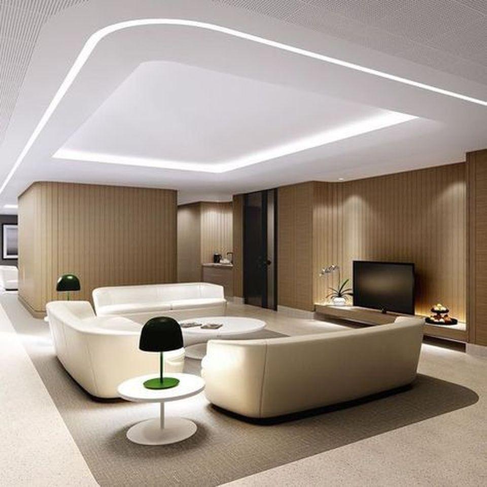 cove lighting design. 70 Modern False Ceilings With Cove Lighting Design For Living Room S