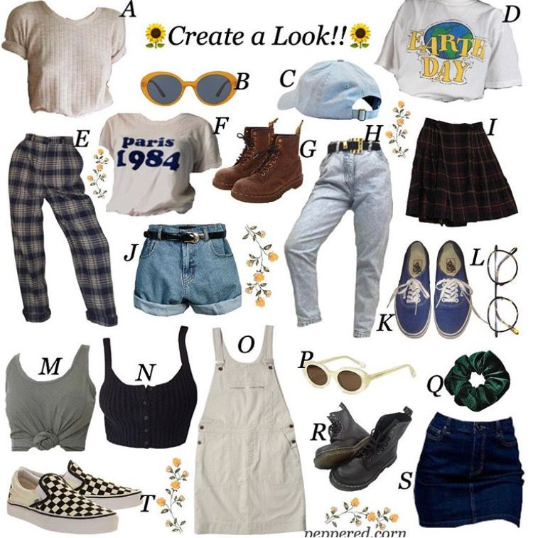 S T Y L E S Retro Outfits Vintage Outfits Aesthetic Clothes