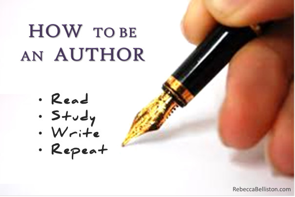 How-to Be an Author