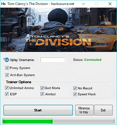 Download Tom Clancy's The Division Hack for free below. No ...