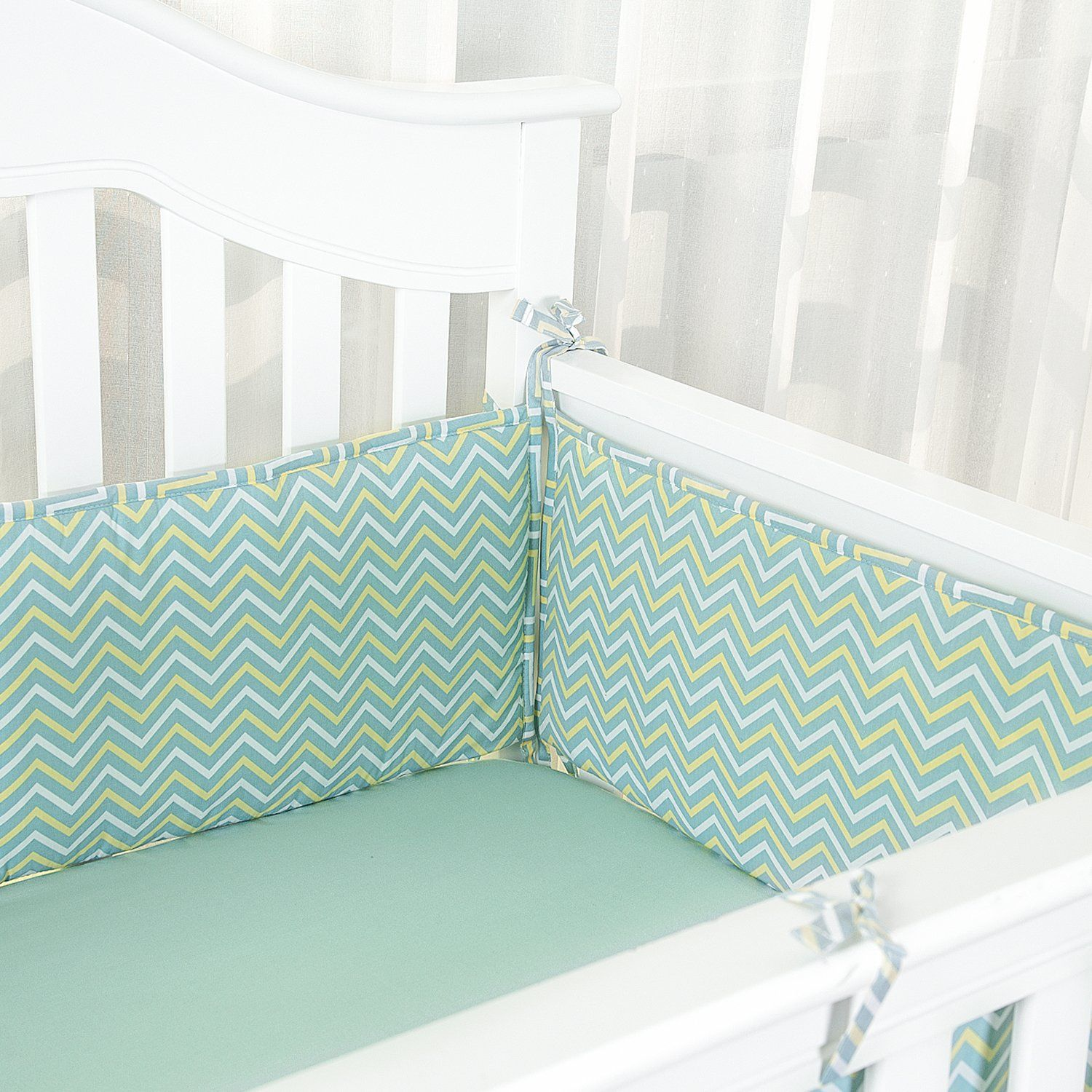 breathable classic chevron com crib mattress grey breathablebaby walmart liner ip mesh