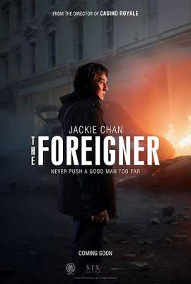 Cudzoziemiec / Foreigner (2017)