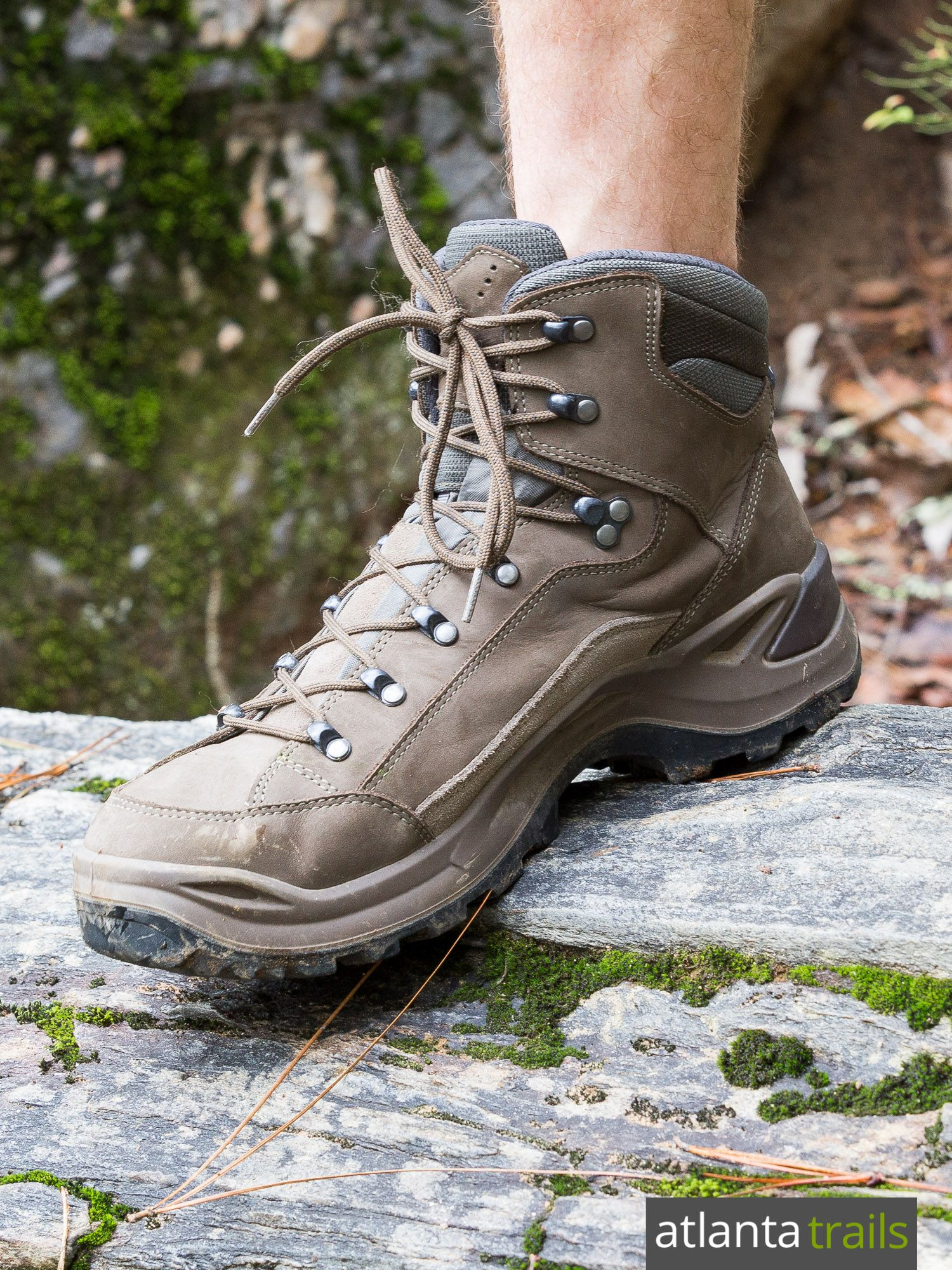 Lowa Renegade GTX Mid hiking boot review LOWA