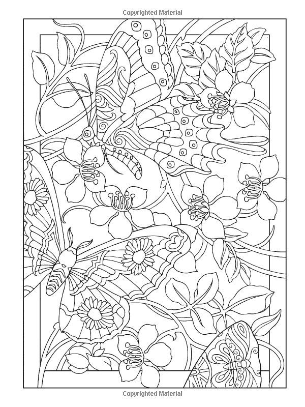 Pin by Shammy Perdon on BUTTERFLY coloring pages ...