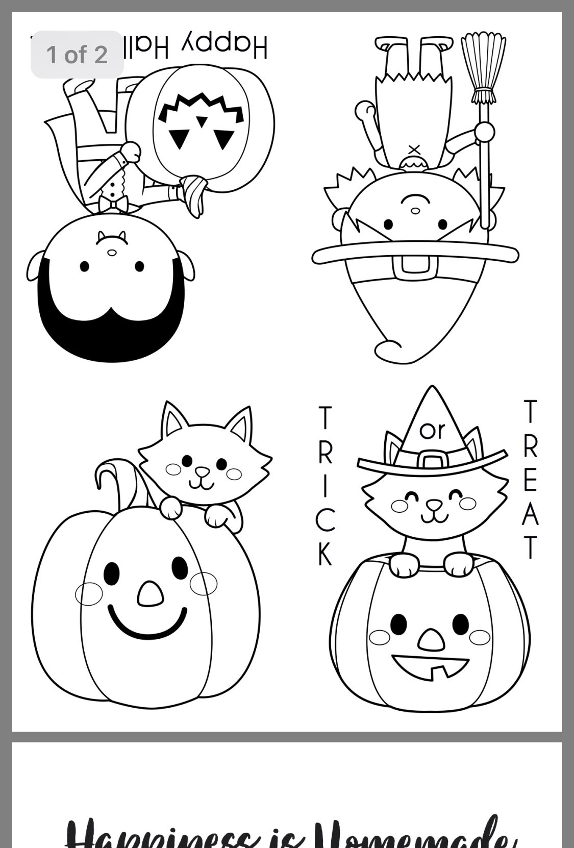 Pin By Dominique Swirles On Halloween Halloween Coloring Book Halloween Coloring Pages Printable Coloring Books