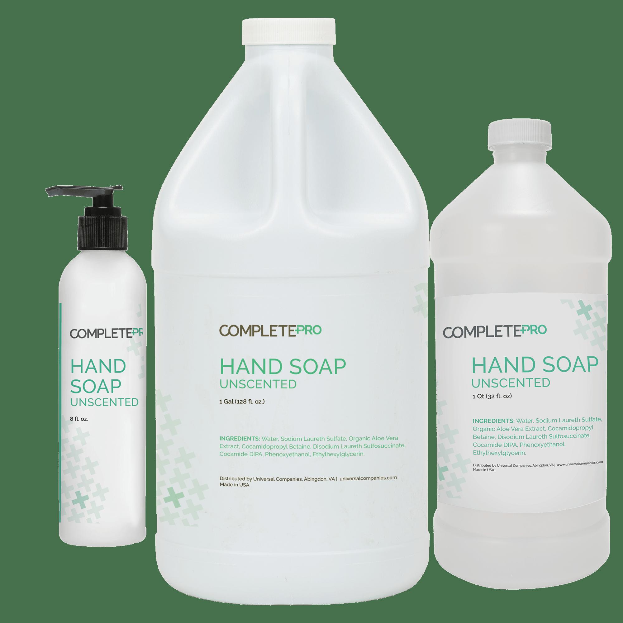Complete Pro Unscented Hand Soap Tea Tree Tea Tree Essential Oil Tea Tree Soap