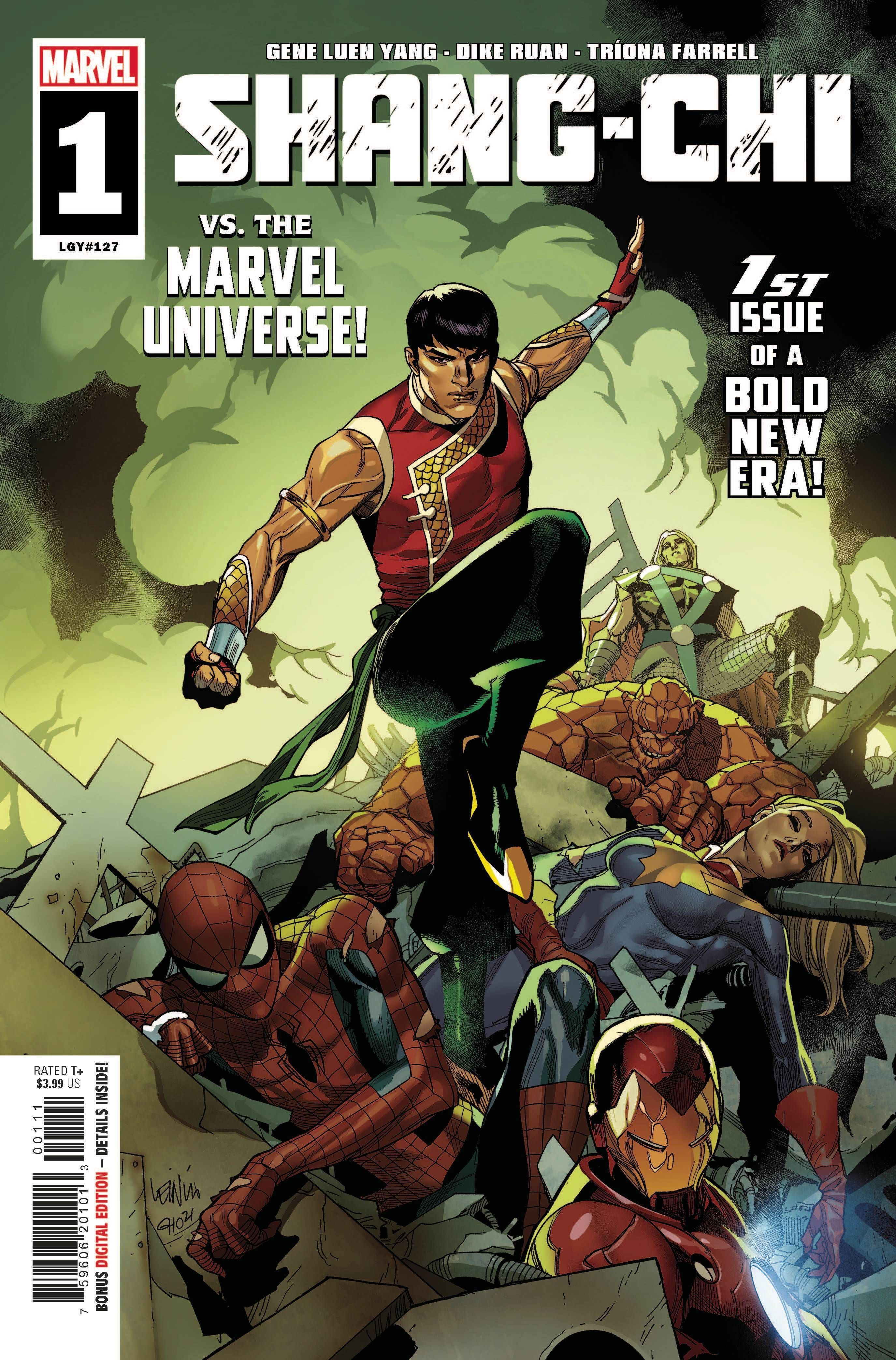 Shang Chi 1 In 2021 Marvel Characters Art Marvel Comics