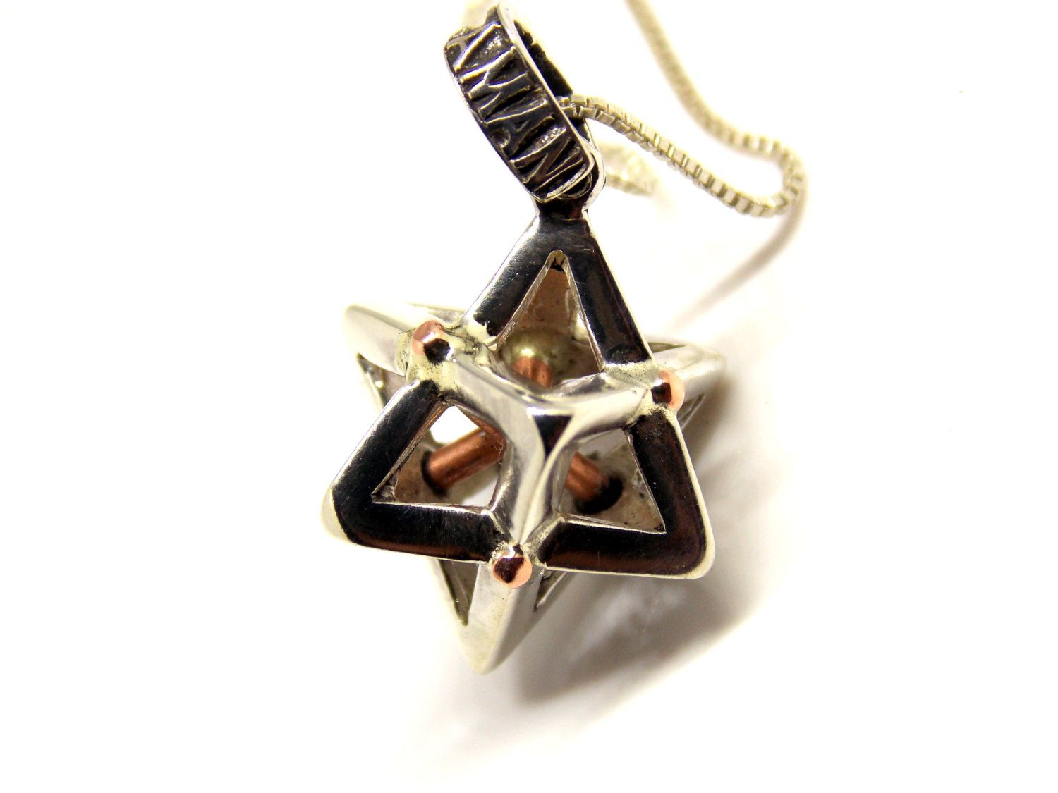 Merkaba star of david necklace merkabah pendant sacred geometry merkaba star of david necklace merkabah pendant sacred geometry merkaba pendant 3d star of mozeypictures Gallery