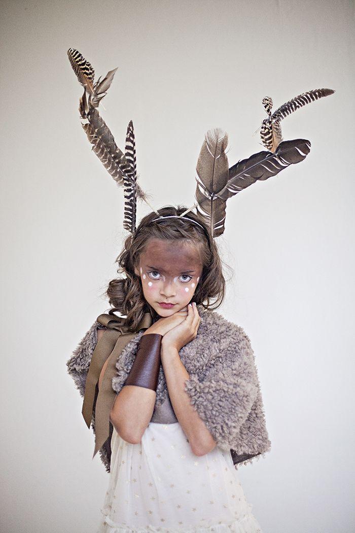 Babiekins Magazine| Featurekins//Conceptual Deer Costume by Julie Martin  sc 1 st  Pinterest & Babiekins Magazine| Featurekins//Conceptual Deer Costume by Julie ...