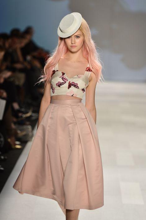 Pink Tartan | Pink Tartan | A smart sophisticated collection designed by Kim Newport-Mimran