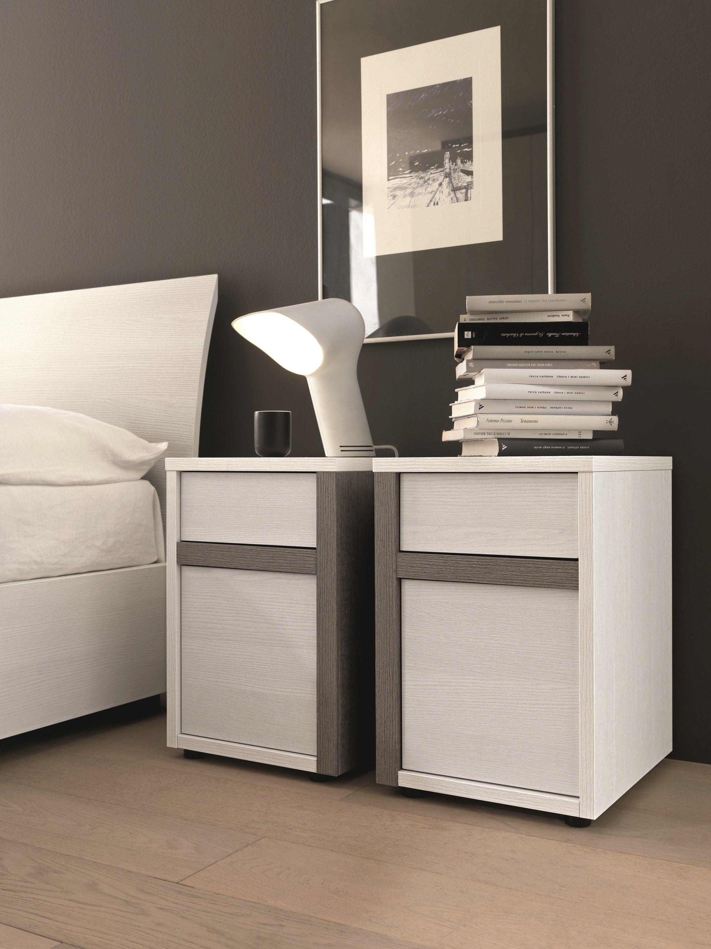 SLIM Comodino by SMA Mobili | Home sweet home | Pinterest | Comodino ...