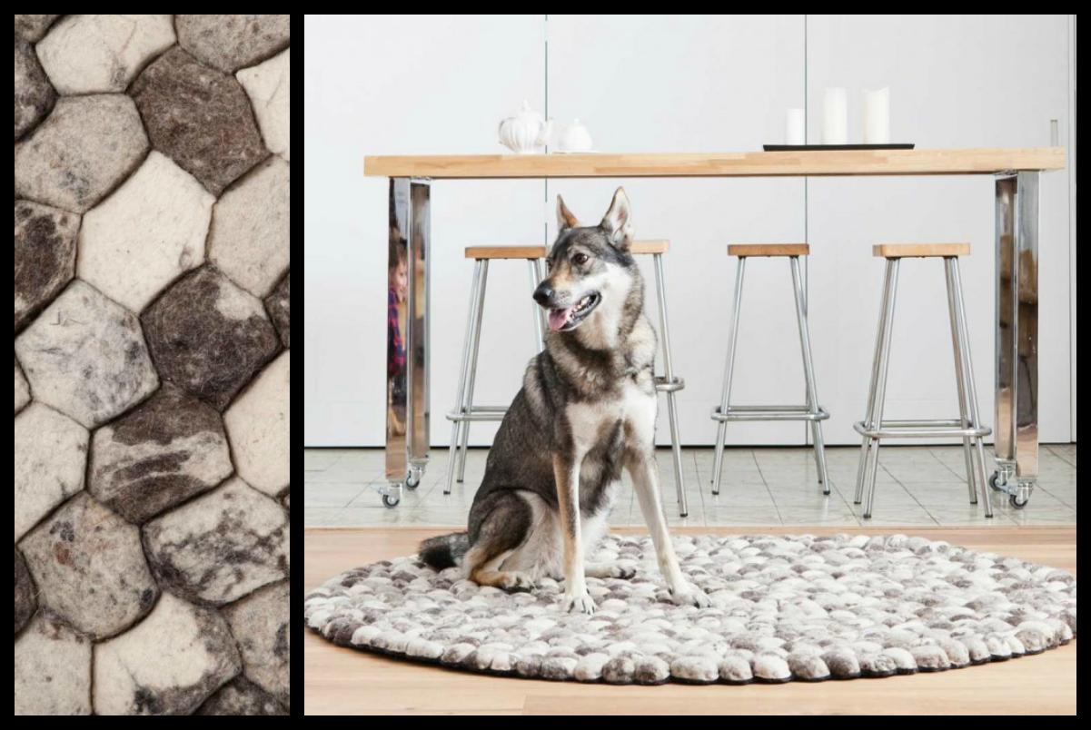 La alfombra artesanal de marruecos y de la india: el nuevo ...