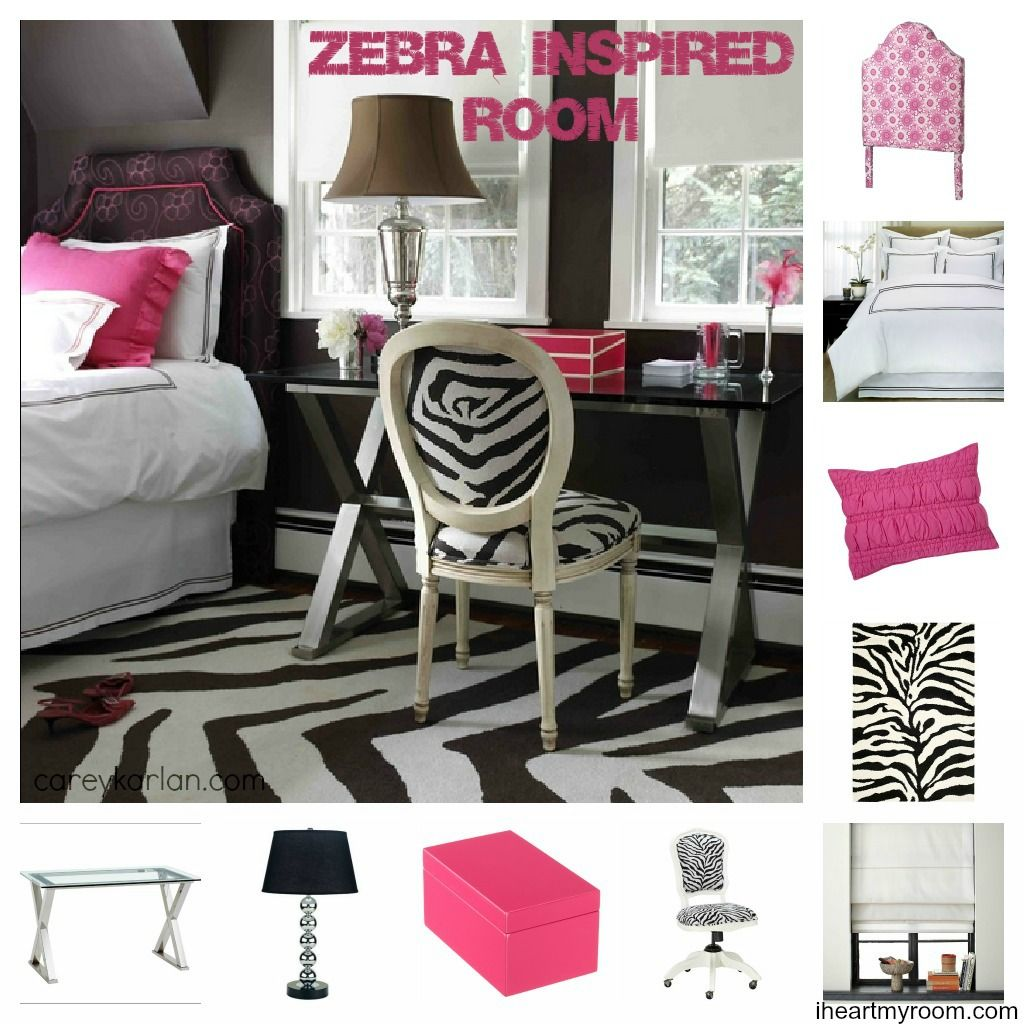 1000 Images About Zebra Print On Pinterest Hot Pink Room Pink