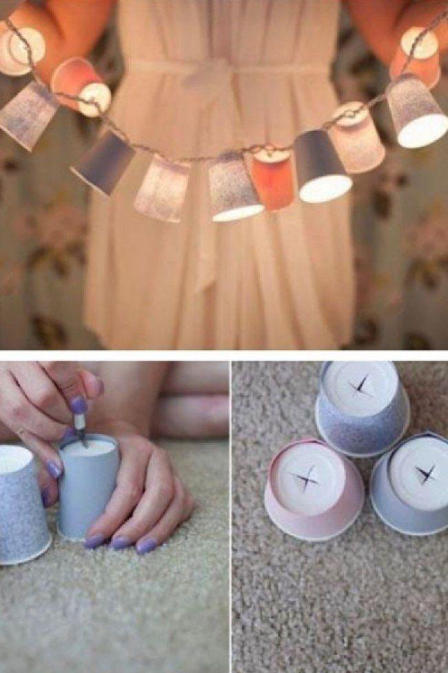 Diy Deko Zauberhafte Ideen Zum Selbermachen Crafts Pinterest