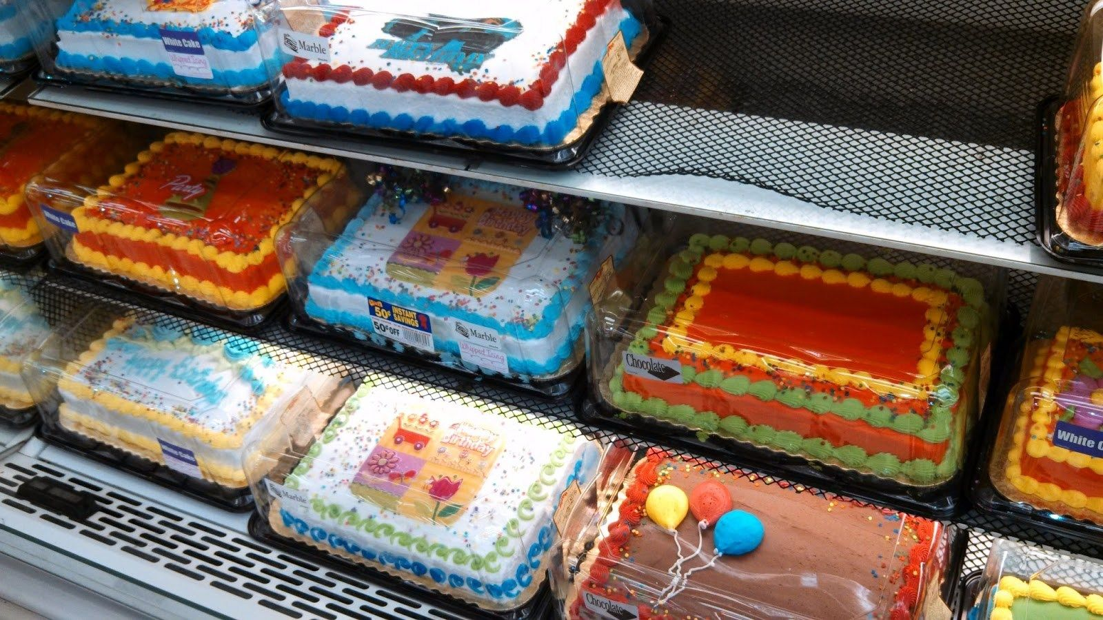 23 Great Image Of Heb Birthday Cakes 11 Grocery Store Decorated Photo Bakery Sheet