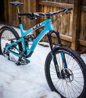 Yeti Sb 5 5c Dream Bikes Cyc Pinterest