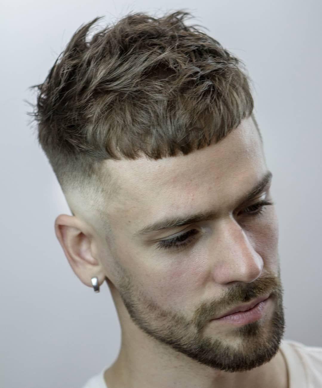 french crop fade 2019 | hair design in 2019 | hair cuts