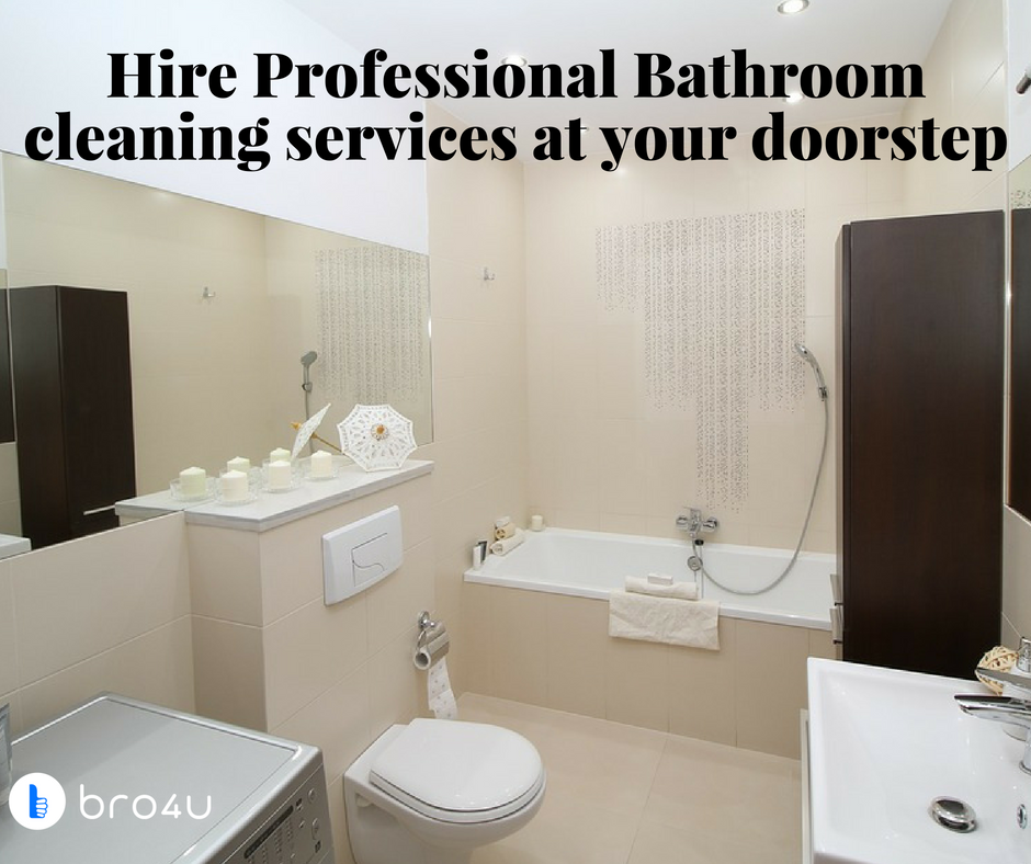 Clean Bathroom Makes The Best Impression Book Our Professional - Professional bathroom cleaning company