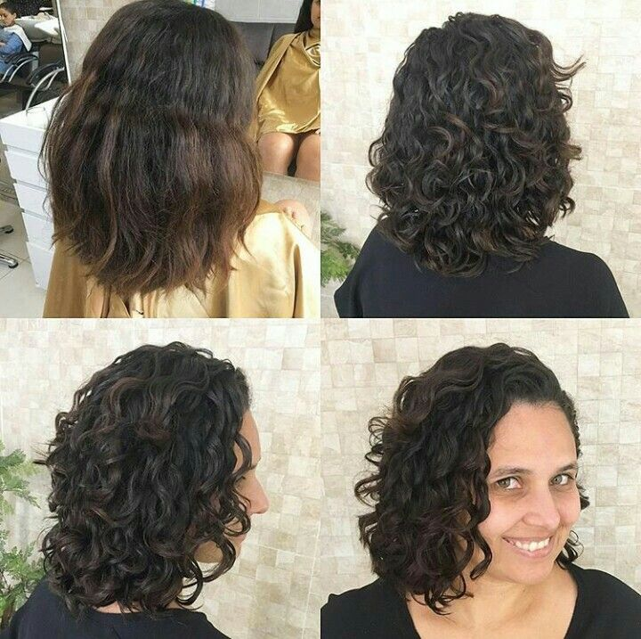 Cabelo Ondulado Wavy Hair Onduladas Curly Girl Natural Hair
