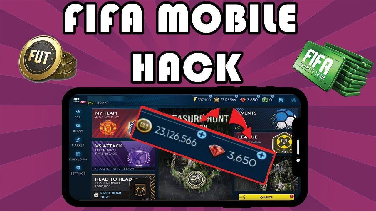 Fifa 19 Mobile Hack Top Fifa Mobile Hack 2017 Free Fifa Mobile Players Fifa Mobile Offline Hack Fifa Mobile Players Hack Fi In 2020 Mobile Game Point Hacks Game Cheats
