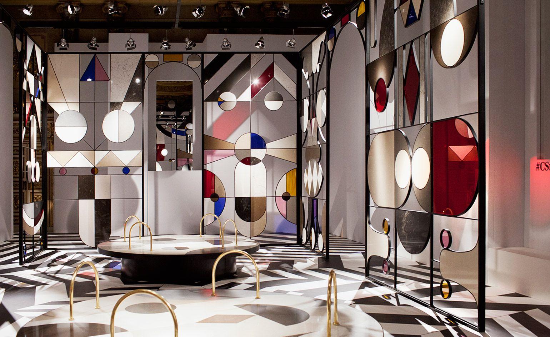 Design wallpaper design interiors architecture fashion art