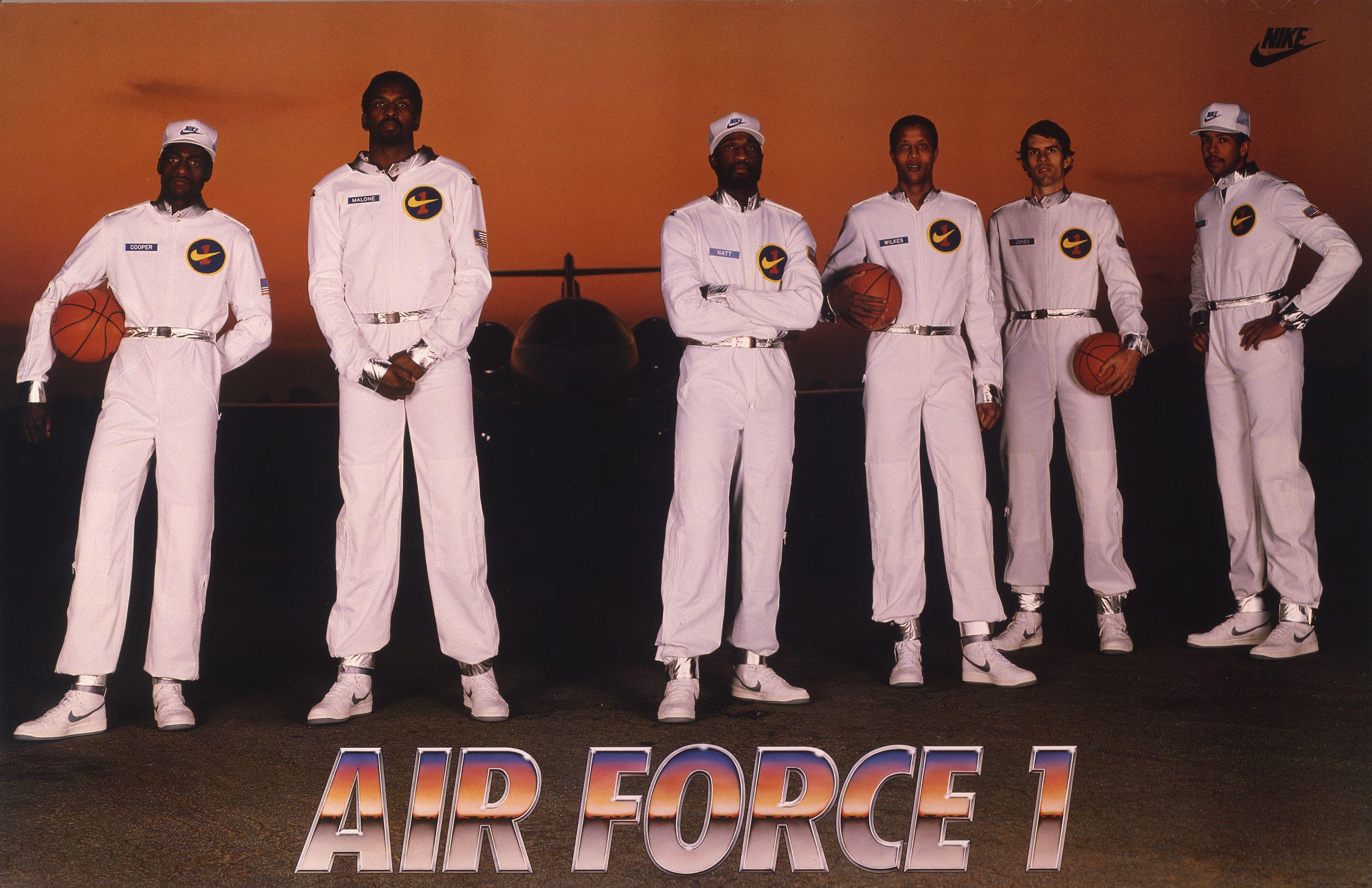 air force 1 basket