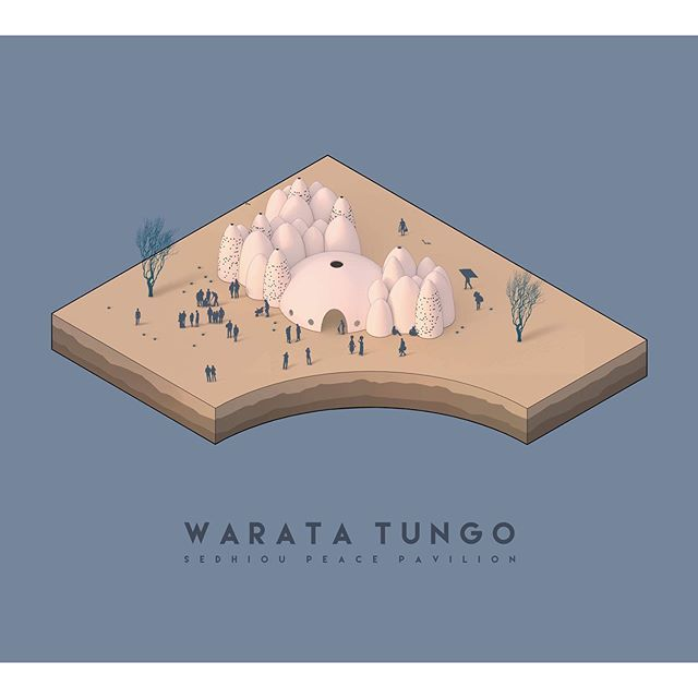 "Instagram'da MRMA Architecture: ""Kaira Looro International"