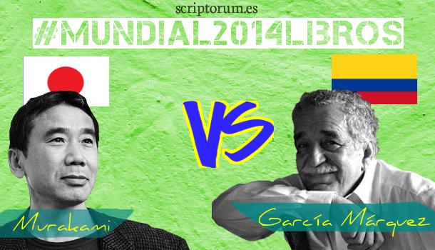Casi al final de la fase de grupos de este mundial enfrentamos a Murakami y a García Márquez, autores que conciben los 90 minutos de otra manera.  http://scriptorum.es/blog/mundial-japon-colombia/