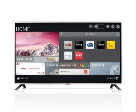New TV Info/support LG 32LB5800: 32 Inch 1080p Smart TV LED TV