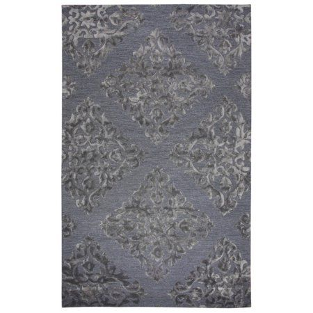 Rizzy Home Eden Harbor Collections Eh119a 2 6 X 8 Area Rugs