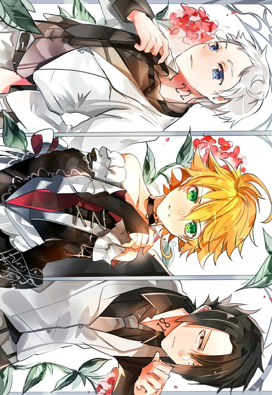 The promised neverland Yakusoku no Neverland by 小Da