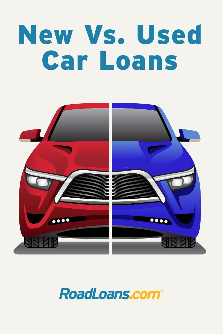 New Vs Used Auto Loans A Quick Comparison For Car Buyers Auto Finance Car Loans Car Buyer Car