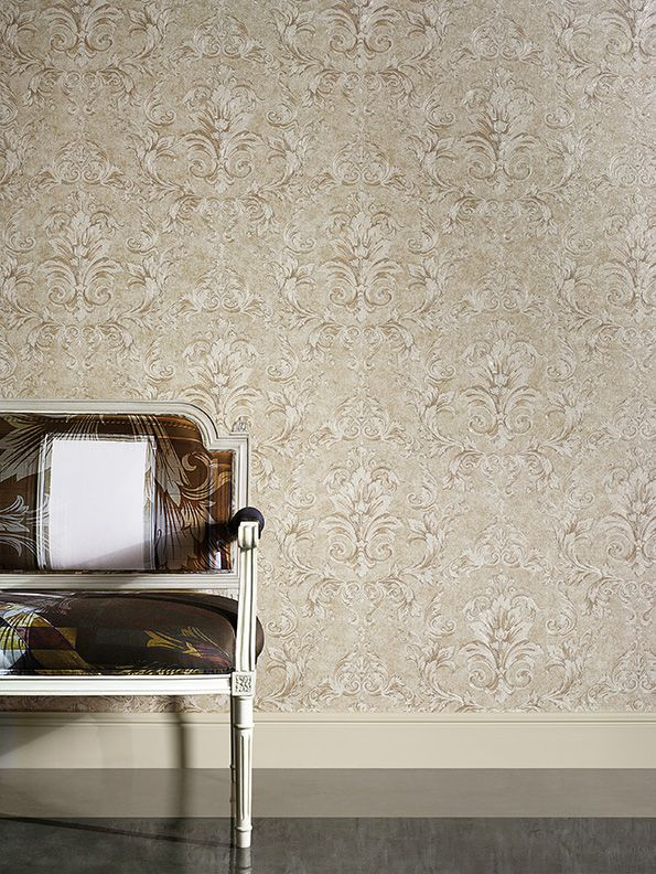 Versace Home 2 - Pompei Damask - Wider Width (5 Colourways ...