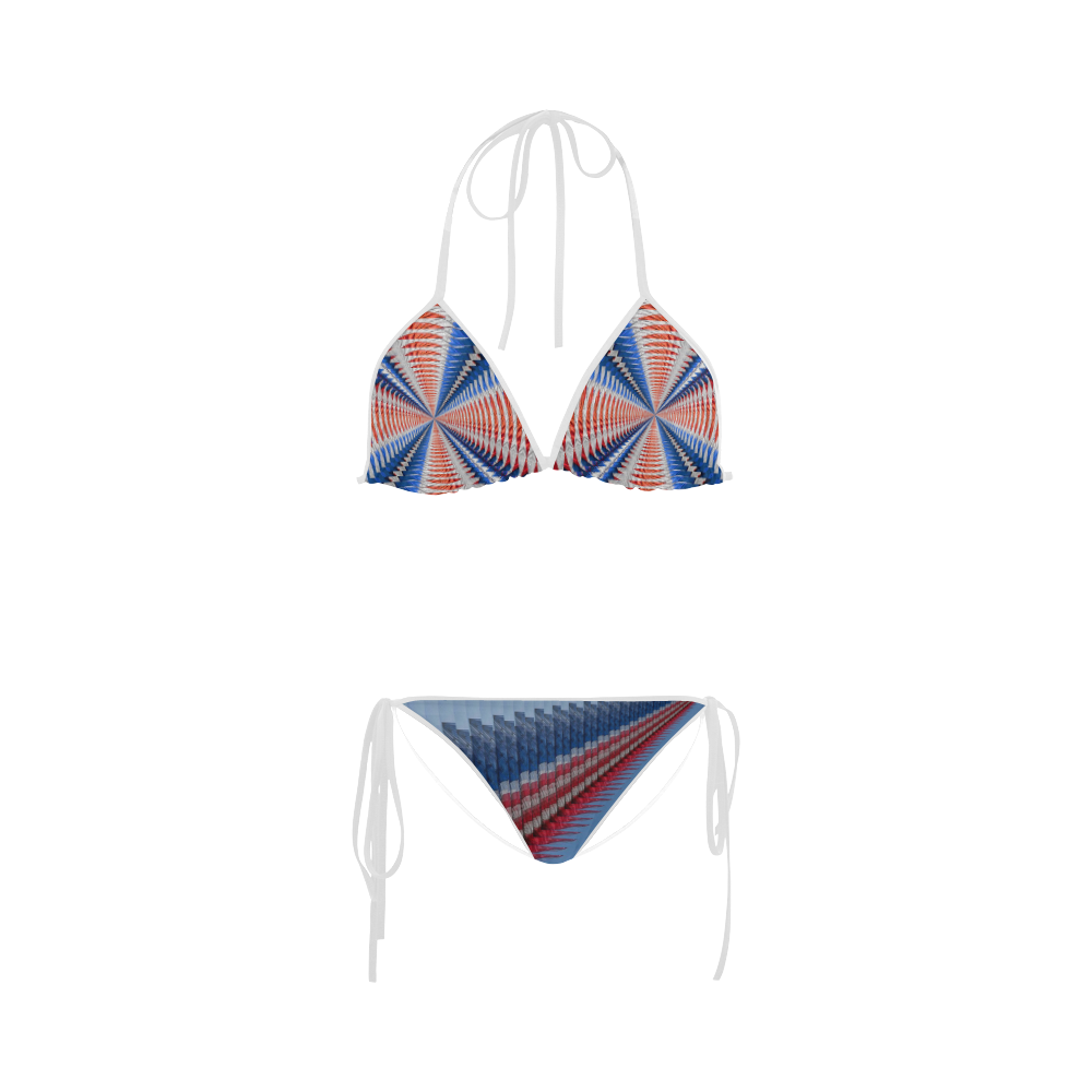 USA 3 Custom Bikini Swimsuit
