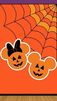 Image Result For Wallpaper Halloween Disney