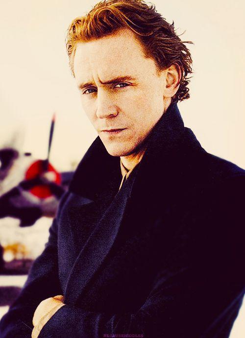 Tom Hiddleston my new favorite.