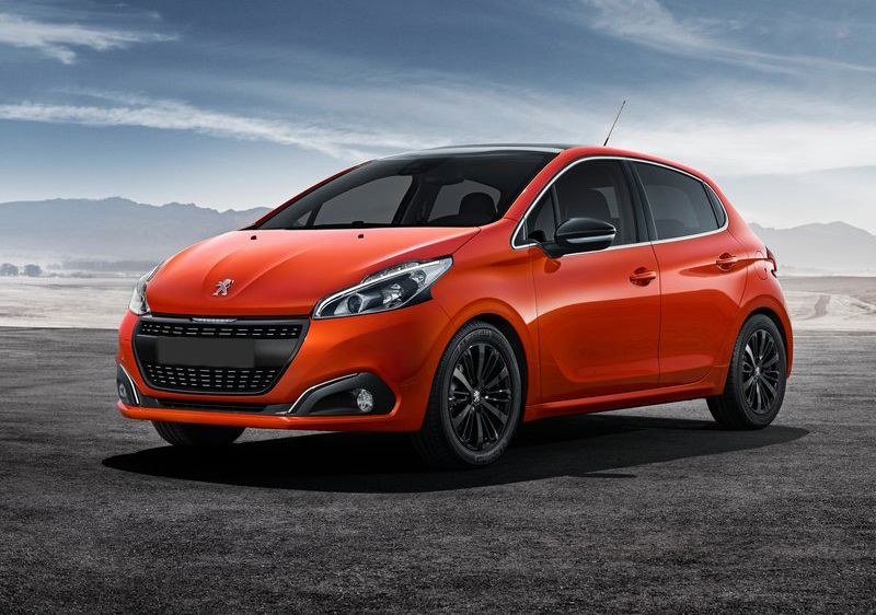 Category Peugeot >> Peugeot 208 Is The Best Selling Model And Has A New Look For