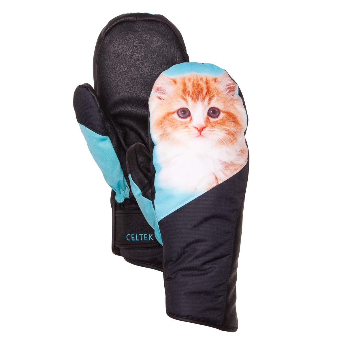 Maya Mitten Celtek Womens Snow Glove Buy Now Kitten Mittens Snowboard Gloves Mitten