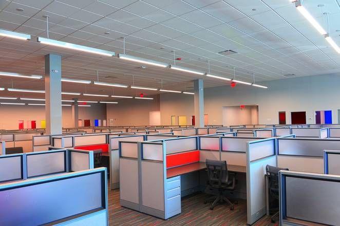 Mindshift cubicles